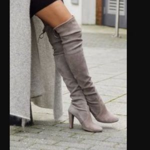 Catherine malandrino over the knee sorcha boot 7.5